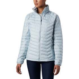 Columbia Powder Lite Jacket Women cirrus grey sparkler print